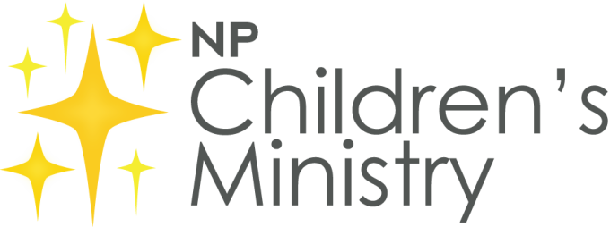 NP Children's Ministry Logo (Transparent)
